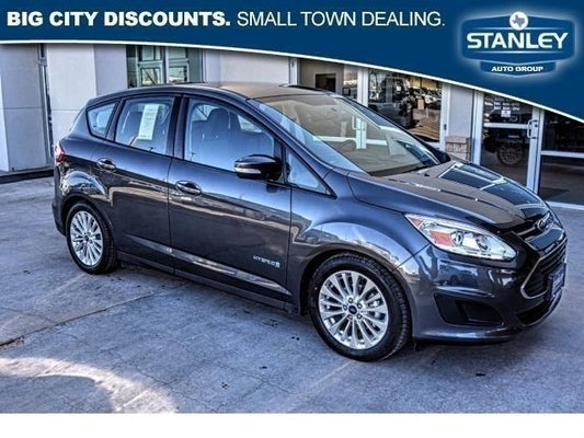 2018 Ford C Max Hybrid Se In Andrews Tx Stanley