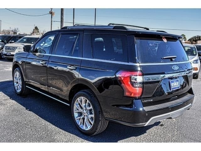 2018 Ford Expedition Limited In Andrews Tx Odessa Ford Expedition