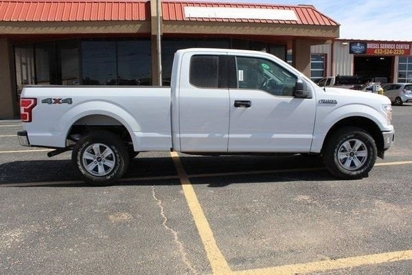 2019 Ford F 150 Xlt In Andrews Tx Stanley