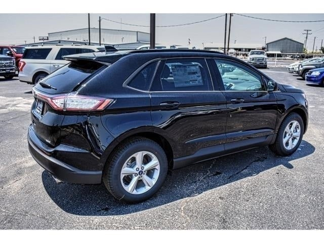 2018 Ford Edge Se In Andrews Tx Odessa Ford Edge Stanley Ford