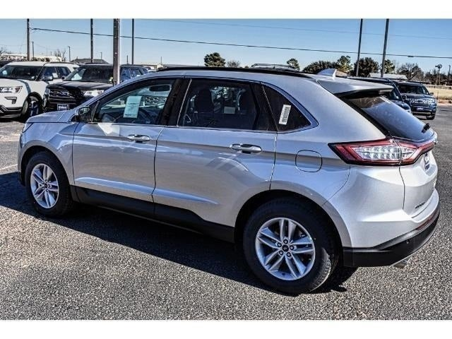 Ford Edge Sel In Andrews Tx Stanley Ford Andrews